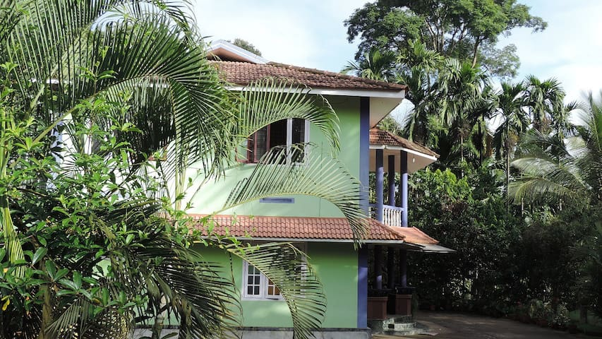 Wayanad Stay-plantation Homestay- The CoFFee-Suite