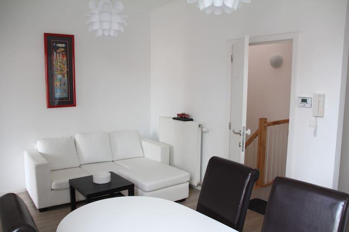 Antwerp new house full comfort easy in Antwerpen