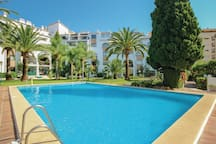 Holiday apartment with 1 bedroom on 70m² in Fuengirola