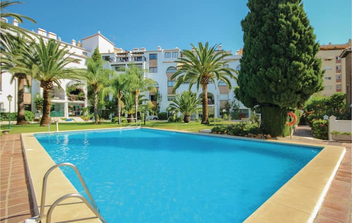 Stunning home in Fuengirola with WiFi and 1 Bedrooms