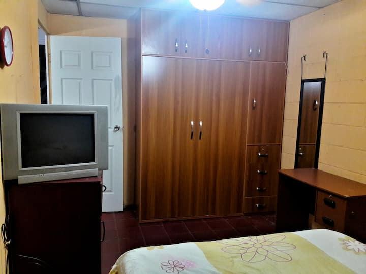 Apartamento completamente amueblado