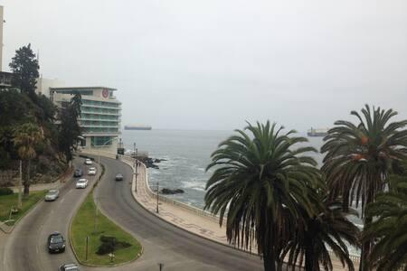 Departamento con vista al mar - Viña del Mar - Apartment