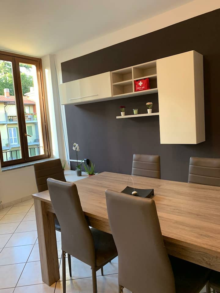 Appartamento vicino a Aeroporto Malpensa