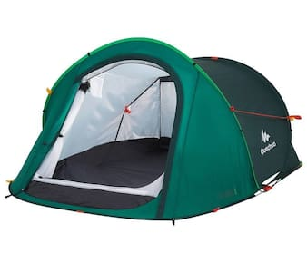 Tents for hire, Santa Maria, Azores