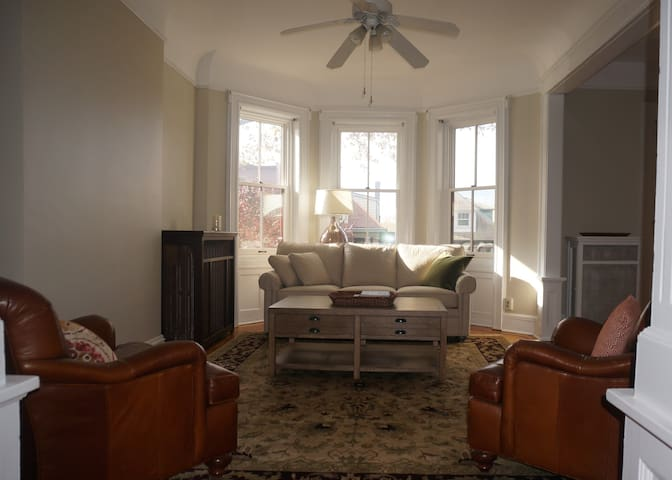 Best Street in Hoboken!  2 BR w/Terrace & NYC View - Hoboken
