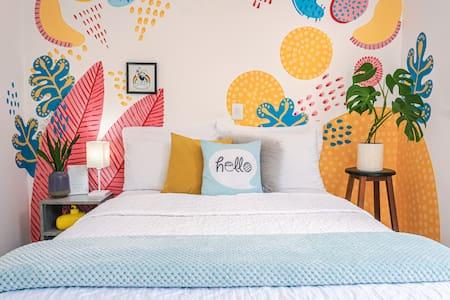 O quarto mais lindo e cheiroso de sanja!