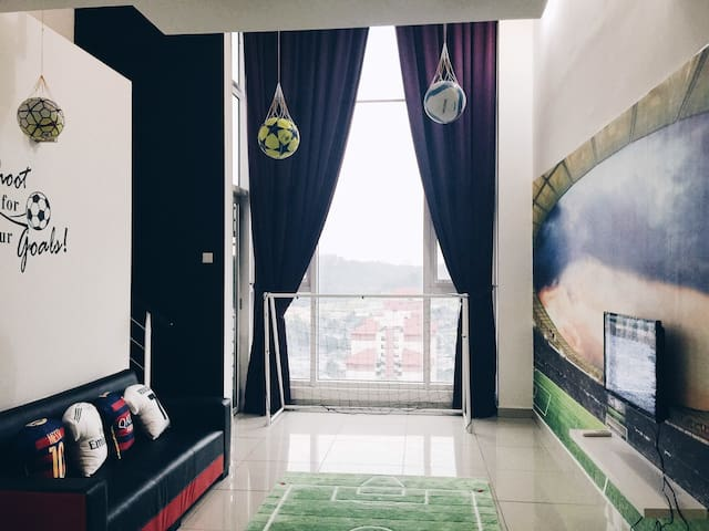 #PROMO#SoccerTheme 6pax 5min MidValley KualaLumpur
