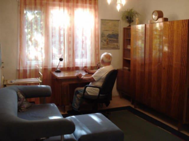 MISU-HÁZA, 2 sz. Hálószoba - Kerkakutas