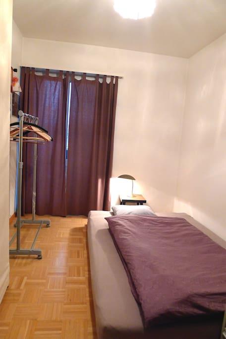 Bedroom 2, 4th floor