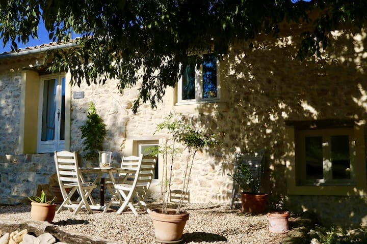 Maison du Coutach tastefully converted 2 bed  barn