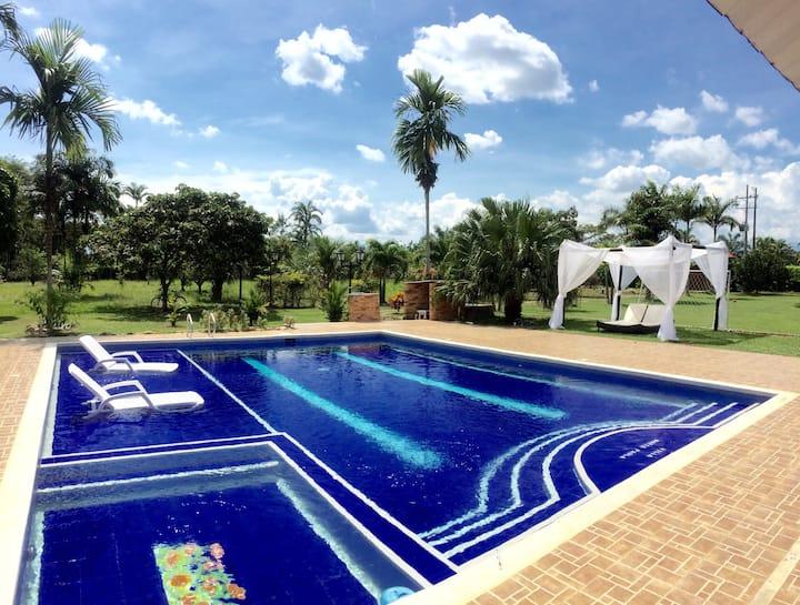 Villa Maria Paula Villavicencio COL