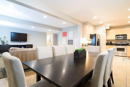 2 Luxury Suites Basement Apt in SLC - Salt Lake City