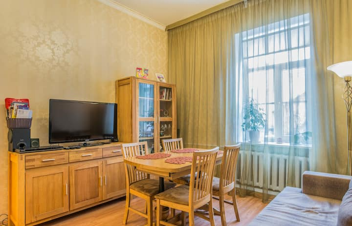 Very cosy central 1 bedroom flat
