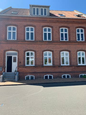 Lovely apartment in the heart of Faaborg