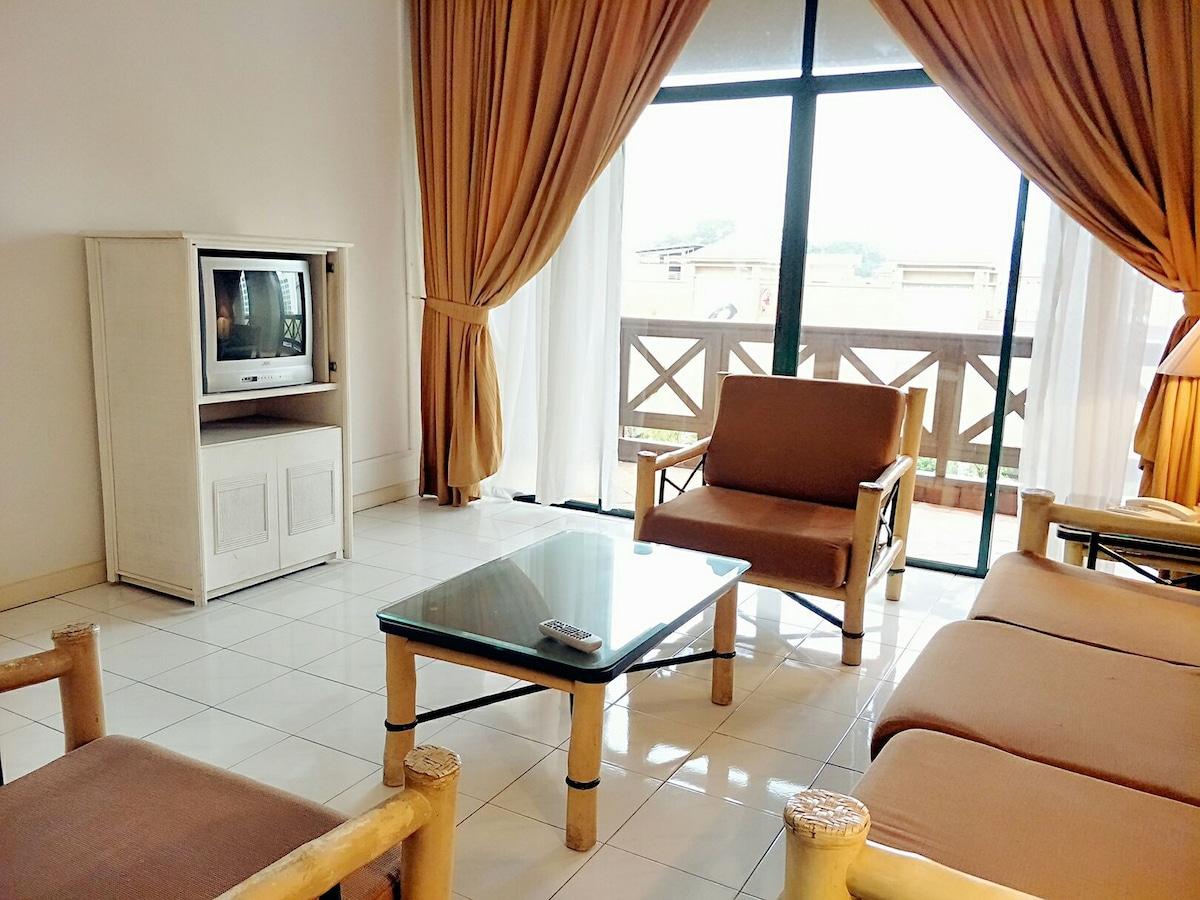 Mahkota Century Cozy Homestay Melaka Raya Condominiums for Rent in