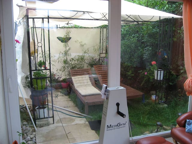 la terrasse - solarium