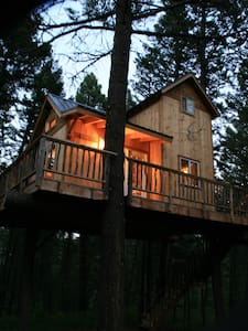 Papa's Treehouse - House