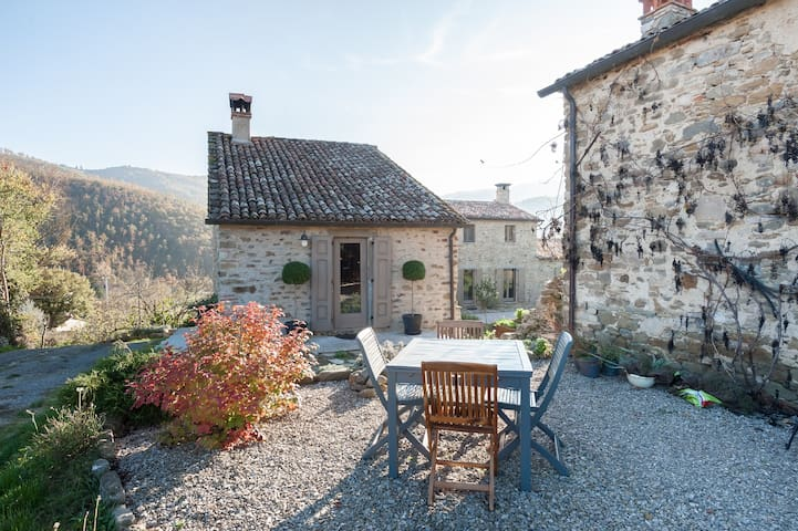 Luxury dream house Tofanello Umbria - Prato - Hus