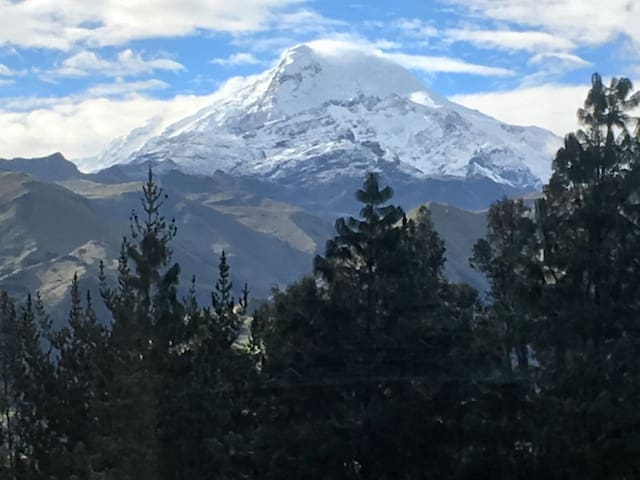 Jacuna, peaceful cabin surrounded by nature - Cayambe