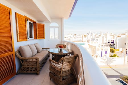 Beautiful new apartments near beach - Torrevieja