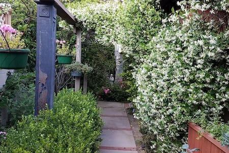 Peaceful Garden Retreat in Fountain Valley