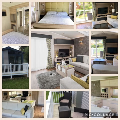 Luxury Caravan @ SetonSands near Edinburgh - Port Seton