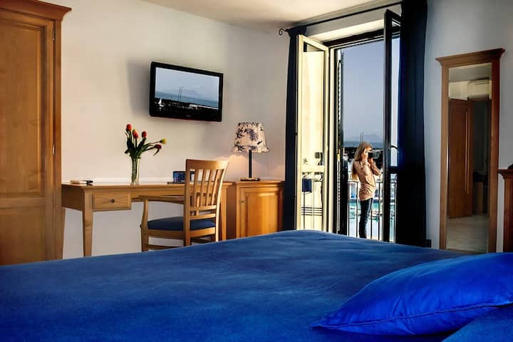 Double room with sea view - B&B l'Approdo