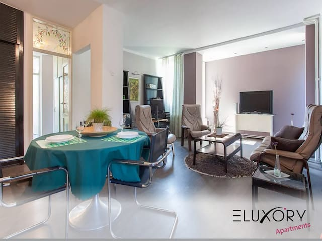 Spacious LUX 3 Bedroom Apartment(ELUXORY Apts.)