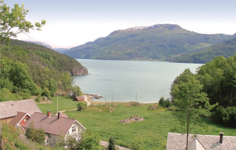 Holiday cottage with 1 bedroom on 80m² in Vanvik