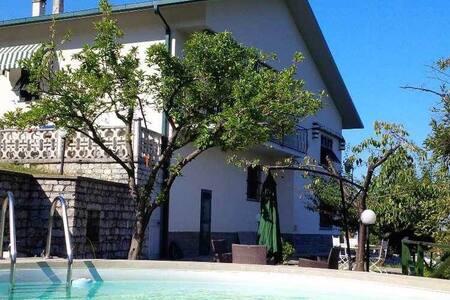 Villa sul golfo di Portofino - セストリ・レヴァンテ - 別荘