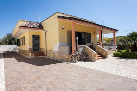 Beautiful private villa for 8 people - Sant'Isidoro