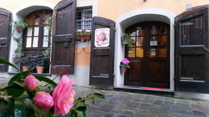 Vivi la Toscana dal medievale borgo di Montecarlo