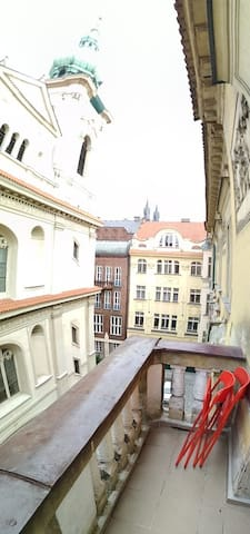view from your own balcony