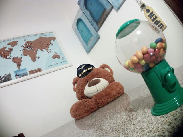 Our receptionist! :-)