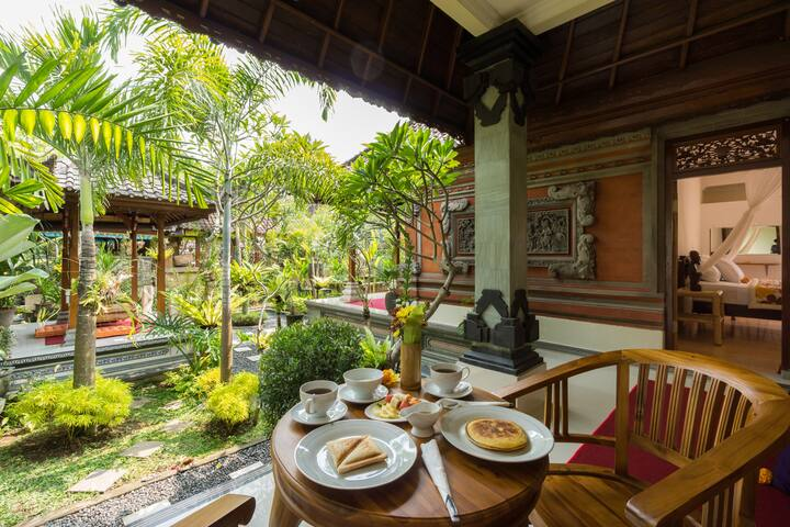 Asik Balinese House 2Bedrooms Separately