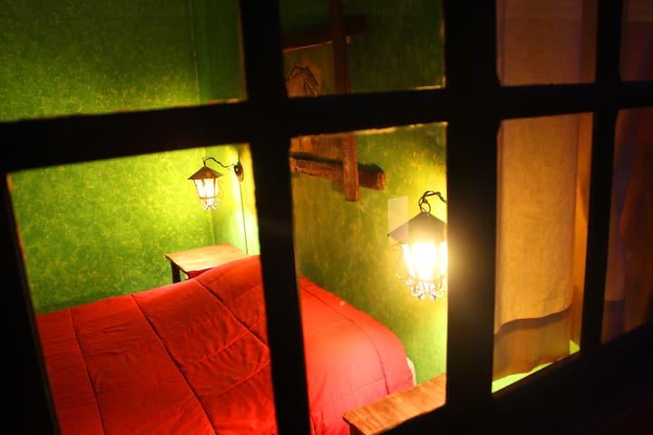 KACLLA, The Healing Dog Hostel - Double Room