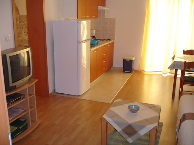Apartments Kordić / Two bedrooms B - Barbat - Wohnung