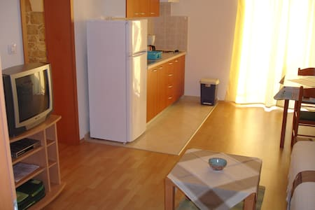 Apartments Kordić / Two bedrooms B - Barbat - Lejlighed
