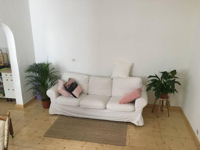 Wunderschönes Wohnzimmer in Düsseldorf
