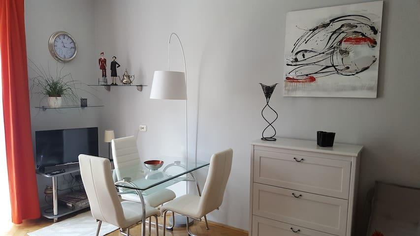 Silver Smart Apartment