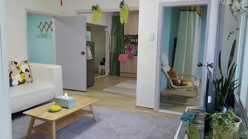 [단독사용]Two room local home stay  목동 하우스-넉넉하고편안한 공간!