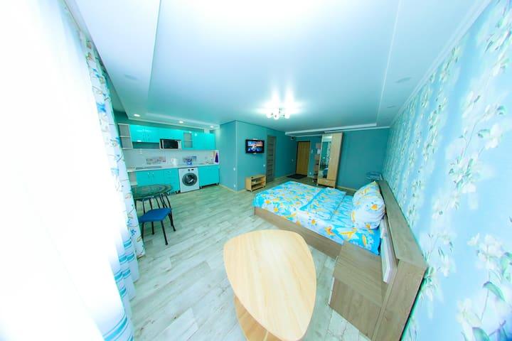 Квартира в самом центре Усть-Каменогорска