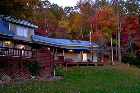 Buckeye Branch @ Spoon Rest - Franklin - Sommerhus/hytte