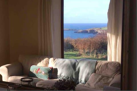 Castletownshend Cottage, The Wild Atlantic Way