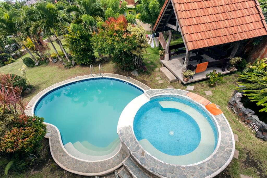 Tagaytay private pool quibael houses for rent in tagaytay calabarzon philippines Private swimming pool for rent in cavite