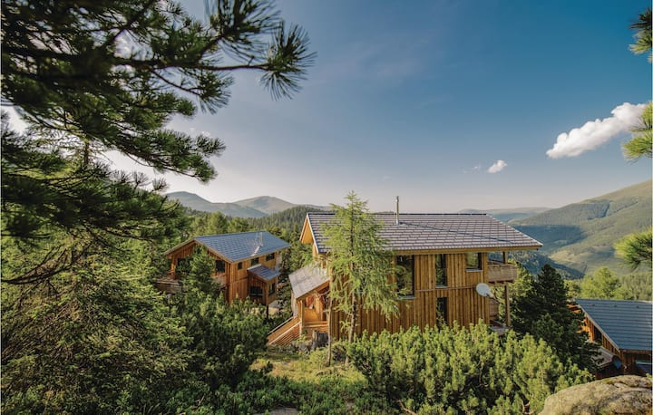 Amazing home in Turrach with Sauna and 5 Bedrooms
