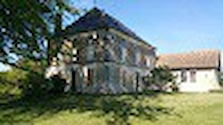 Chambres d'hôtes Ancien Couvent de Guimps - Guimps - Guesthouse