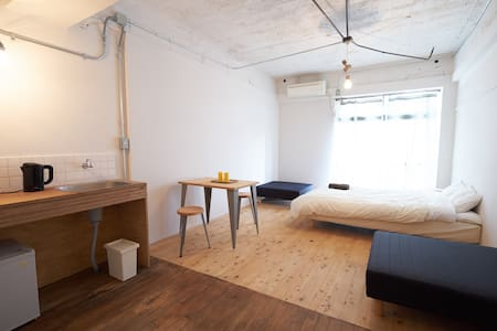 Good access to Naoshima, (D)bed for 1-3guest #D - Tamano-shi - Apartmen