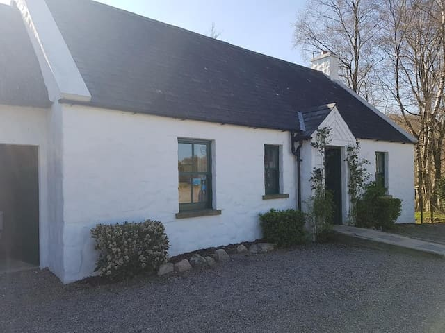 3* Rectory Lodge Self-Catering Cottage, Cookstown