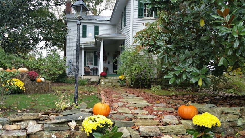 Fall at the Rockford Inn